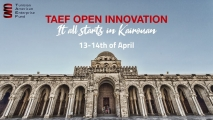 TAEF Open Innovation à Kairouan le 13 et 14 Avril 2019